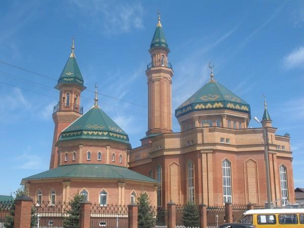 Главная мечеть Тольятти