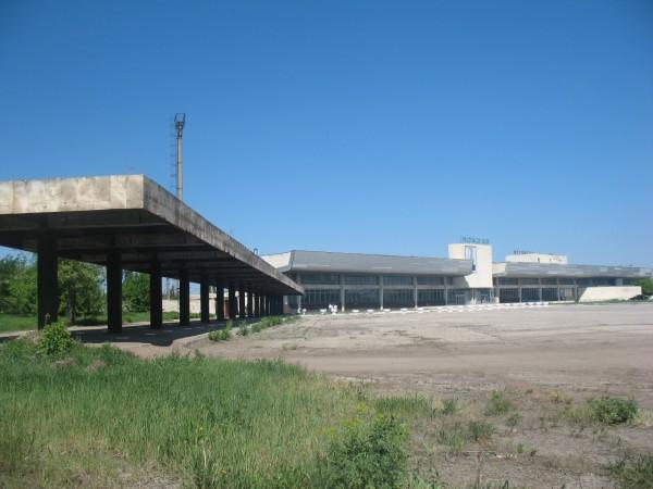 ЖД вокзал в Тольятти
