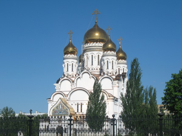 Спасо-Преображенскя церковь