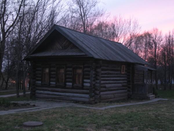 Дом, в котором родился Чапаев