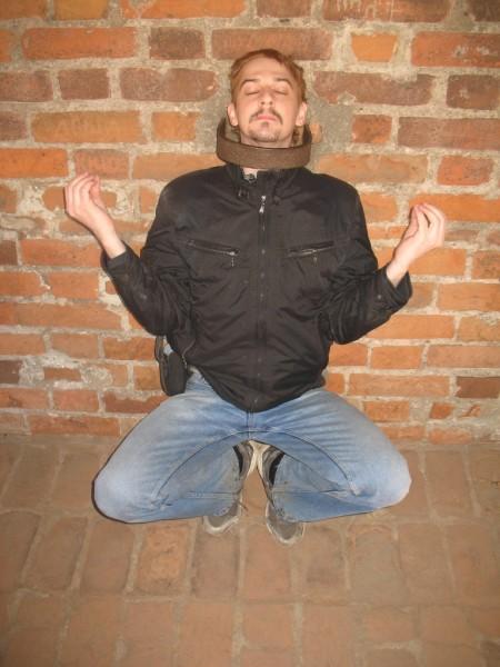 Кремль. Медитация