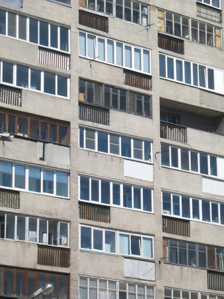 Прямоугольники квартир