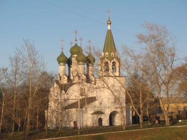 Успенский храм Олисова
