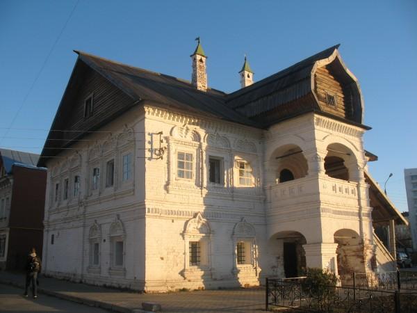 Дом Олисова