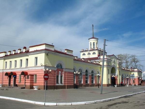 ЖД вокзал Йошкар-Ола