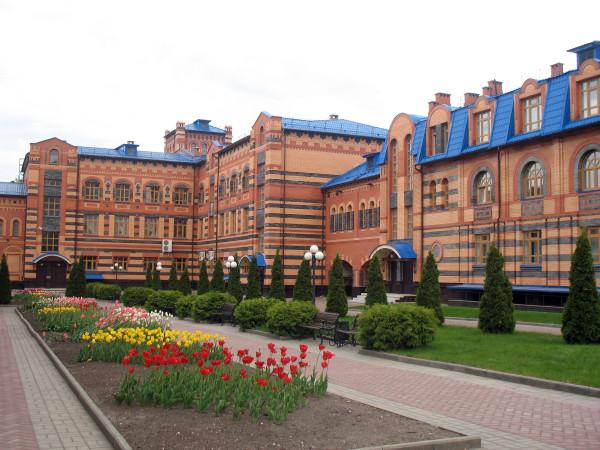 Дом правительства Йошкар-Ола