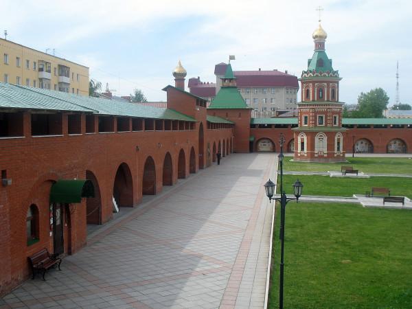 Кремль Йошкар-Ола