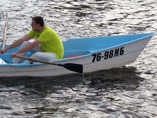 Прокат лодок в Йошкар-Оле