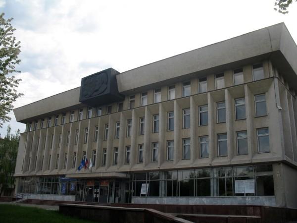Здание Единой России в Йошкар-Оле