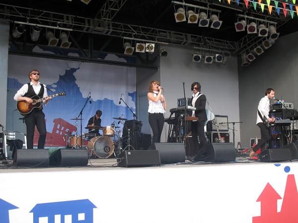 Группа Coockoo в Москве