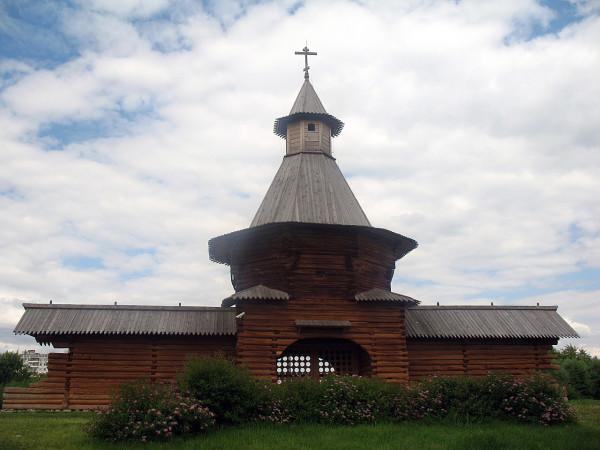 Проездная башня Николо-Корельского монастыря