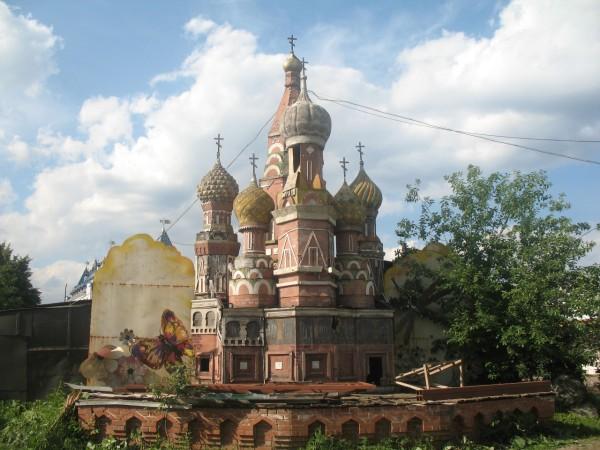 Жестяная церковь