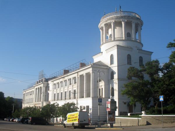 ЦКБ Черноморец в Севастополе