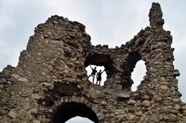 Древняя крепость Каламита