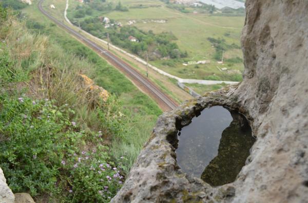 Пещеры и гроты в Инкермане