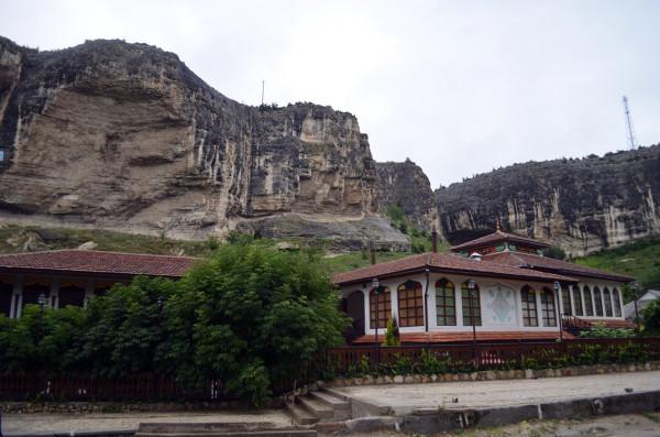 Домики в Бахчисарае