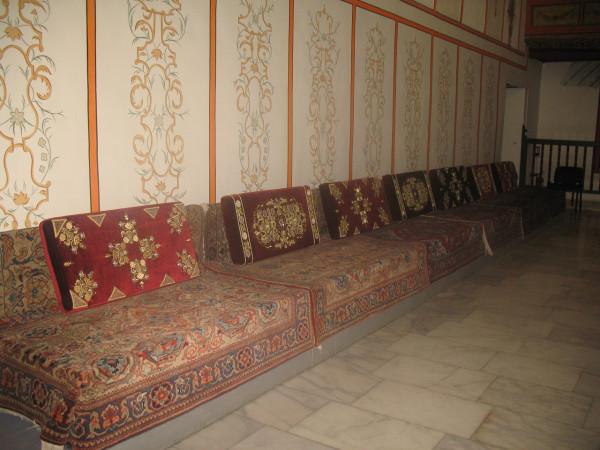 Зал Дивана в Ханском дворце в Бахчисарае