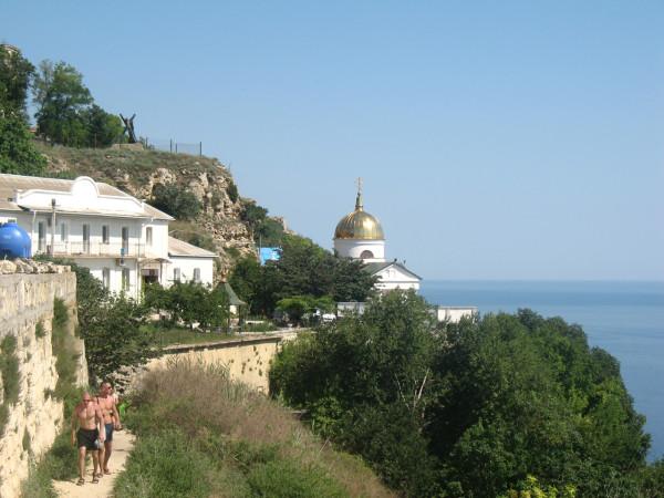 Георгиевский монастырь в Фиоленте