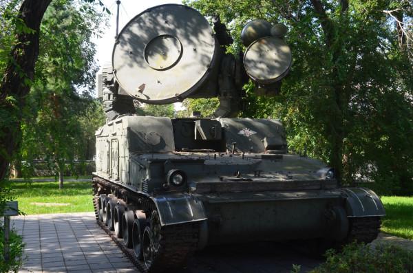 Парк Салют Победы в Оренбурге