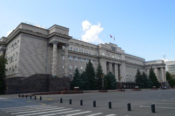 Дом Советов в Оренбурге