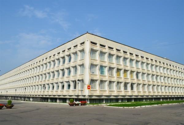 Педагогический университет им. Ленина в Ульяновске