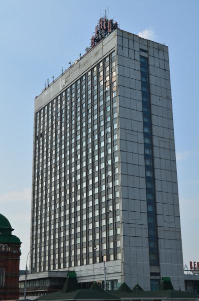 Гостиница Венец в Ульяновске