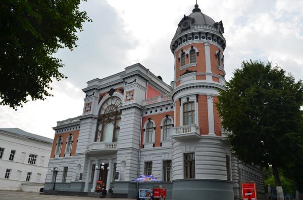 Краеведческий музей в Ульяновске