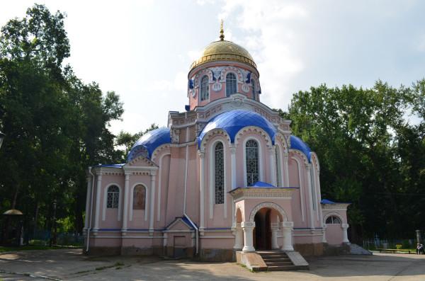 Воскресенский храм в Ульяновске