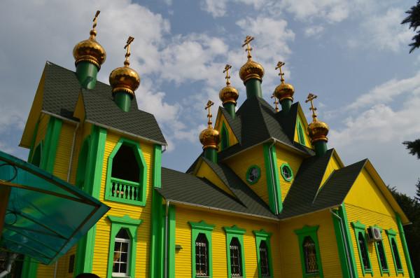 Храм Всех Святых в Ульяновске