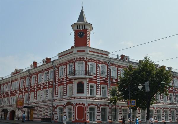 Историко-литературный музей И.А. Гончарова в Ульяновске