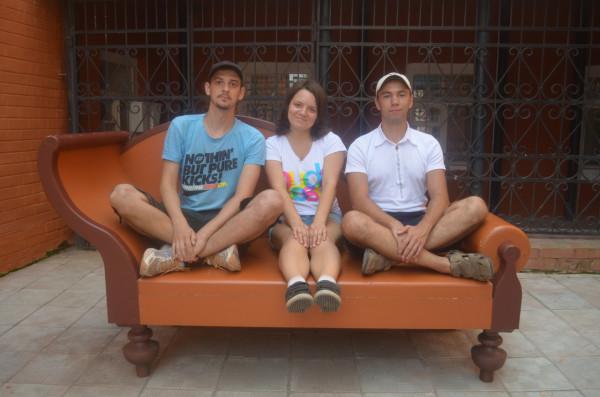 Обломовский диван в Ульяновске