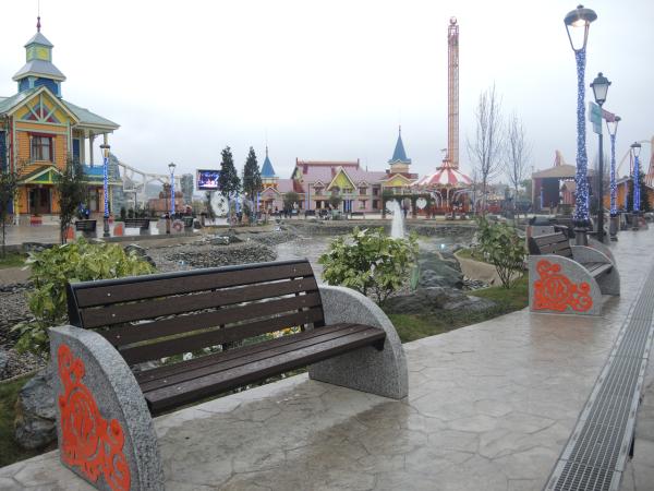 Тематический парк сказок в Олимпийском парке