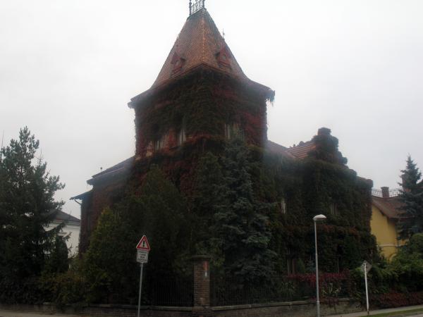 Красивый зеленый коттедж в Градец Кралове