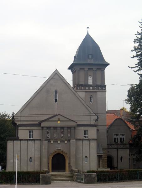 Евангелическая церковь в Градец Кралове