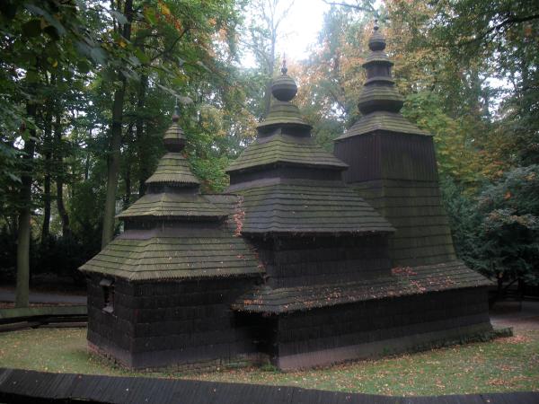 Деревянная церковь Святого Николая в Градец Кралове