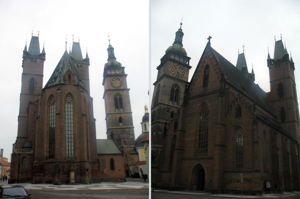 Собор Святого Духа в Градец Кралове