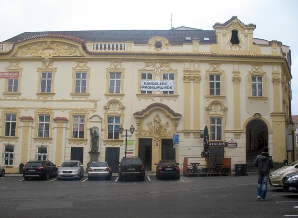 Дом Гануса в Градец Кралове