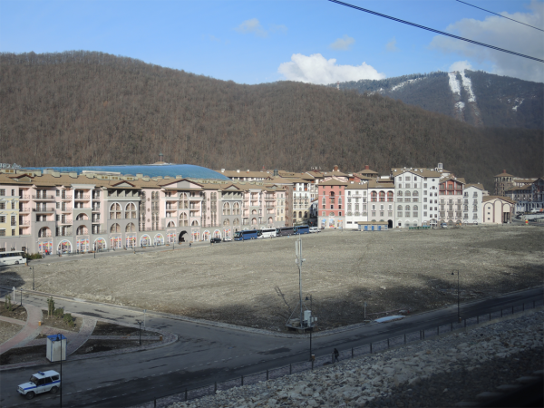 Гостиницы и отели в Эсто-Садок, Красная Поляна