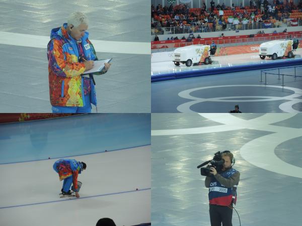 Конькобежный спор на Олимпиаде в Сочи-2014. Адлер-Арена. 10000 м