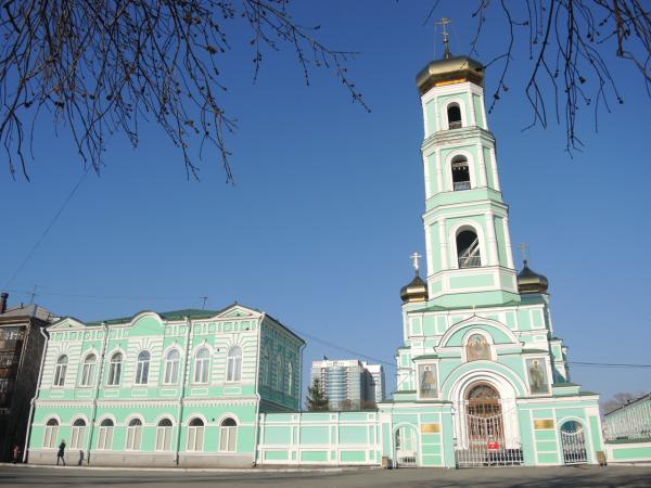 Свято-Троицкий собор (Слудская церковь) в Перми
