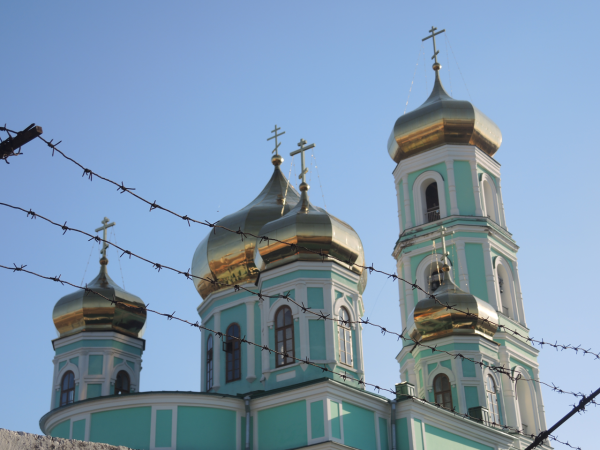 Слудская церковь (Свято-Троицкий собор) в Перми