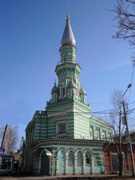 Соборная мечеть в Перми
