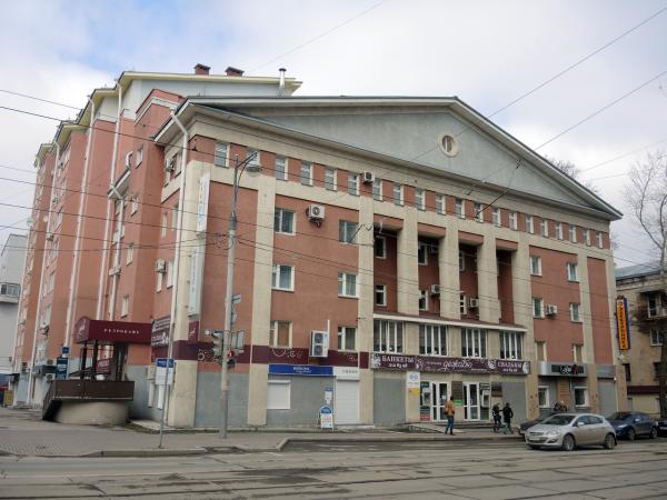 Пермская архитектура