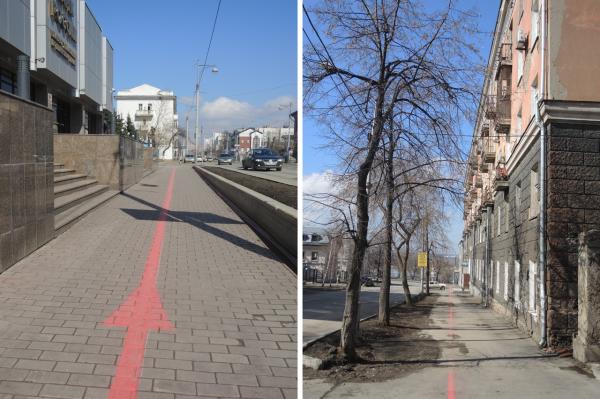 Красная линия в Перми - романтический маршрут города