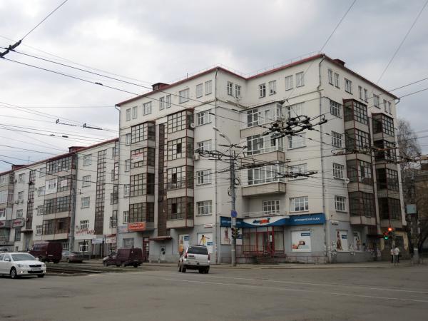 Архитектура Ижевска