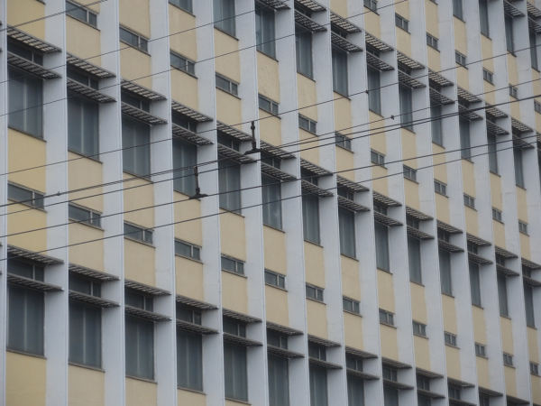 Геометрия в архитектуре Ижевска