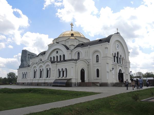Свято-Николаевский храм в Брестской крепости