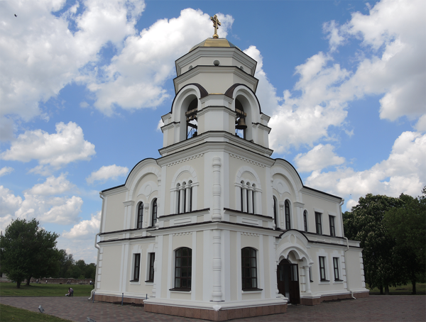 Церковный дом (дом священника) в Брестской крепости